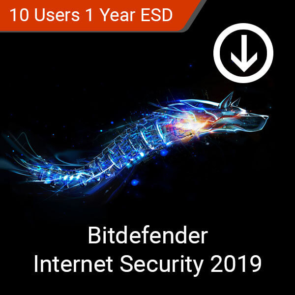 10 Users 1 Year ESD