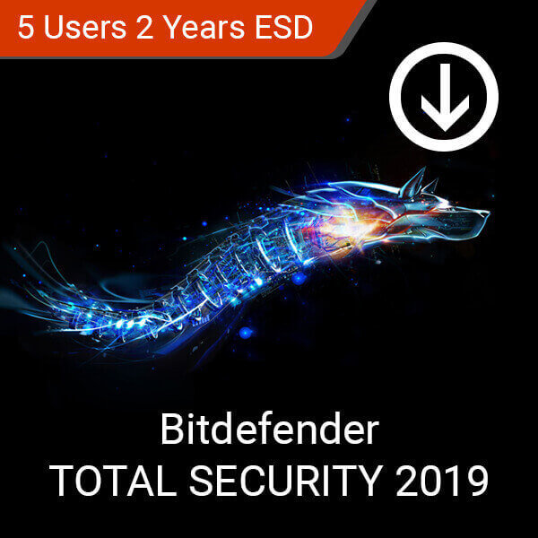 5 Users 2 Years ESD