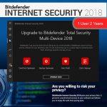 Bitdefender Internet Security 8 2018