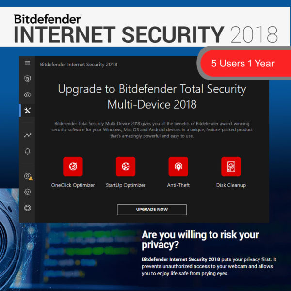 Bitdefender Internet Security 8 2018
