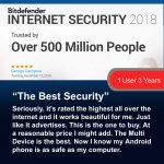 Bitdefender Internet Security 9 2018