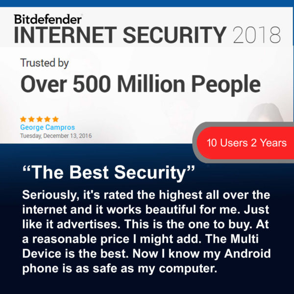 Bitdefender Internet Security 9 2018