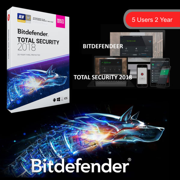 Bitdefender Total Security 2018 2