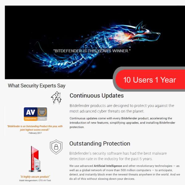Bitdefender Total Security 2018 5