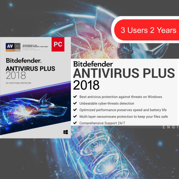 bitdefender antivirus plus7