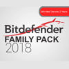 Bitdefender Family Pack3 2018