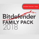 Bitdefender Family Pack3 2018
