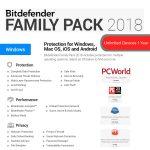 Bitdefender Family Pack5 2018