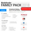 Bitdefender Family Pack5 2018