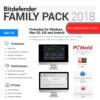 Bitdefender Family Pack6 2018