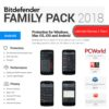 Bitdefender Family Pack8 2018