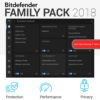 Bitdefender Family Pack9 2018
