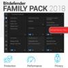 Bitdefender Family Pack9 2018