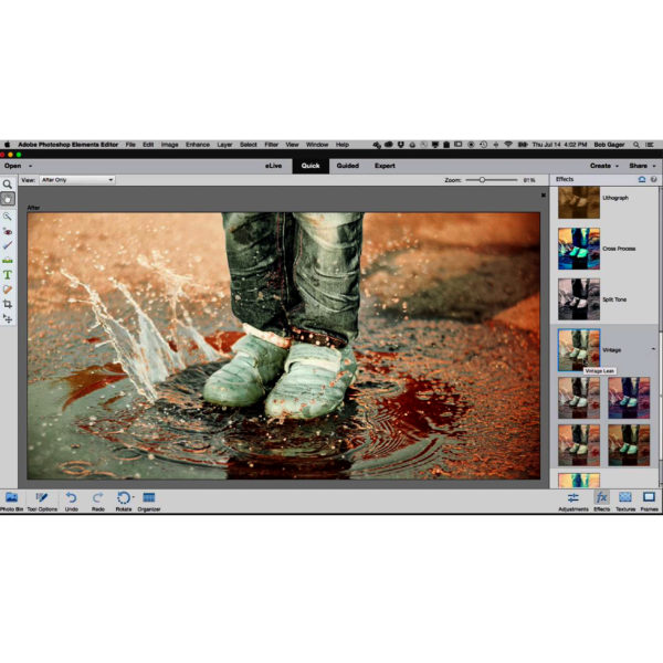 Adobe Photoshop Elements 1