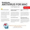 Bitdefender ANTIVIRUS FOR MAC 2018 3