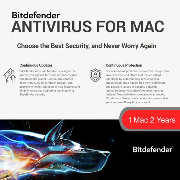Bitdefender ANTIVIRUS FOR MAC 2018 4