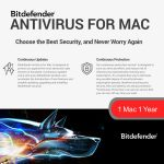 Bitdefender ANTIVIRUS FOR MAC 2018 4