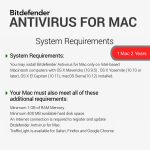 Bitdefender ANTIVIRUS FOR MAC 2018 5