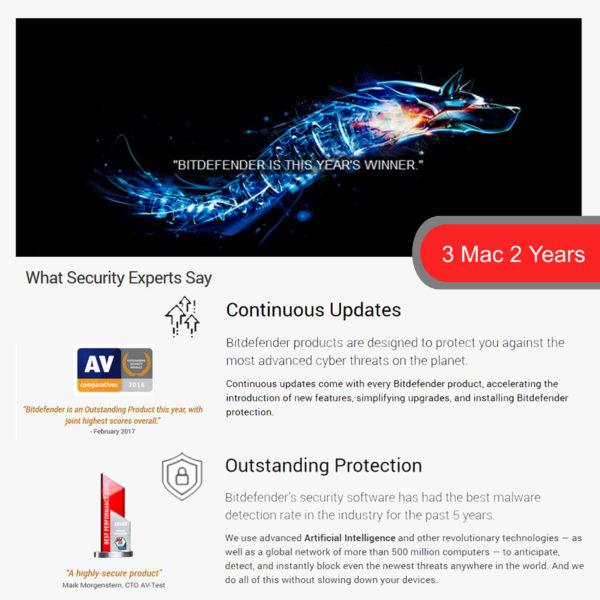 Bitdefender ANTIVIRUS FOR MAC 2018 9