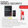 Bitdefender MOBILE SECURITY 2018 1