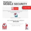 Bitdefender MOBILE SECURITY 2018 2