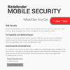 Bitdefender MOBILE SECURITY 2018 4