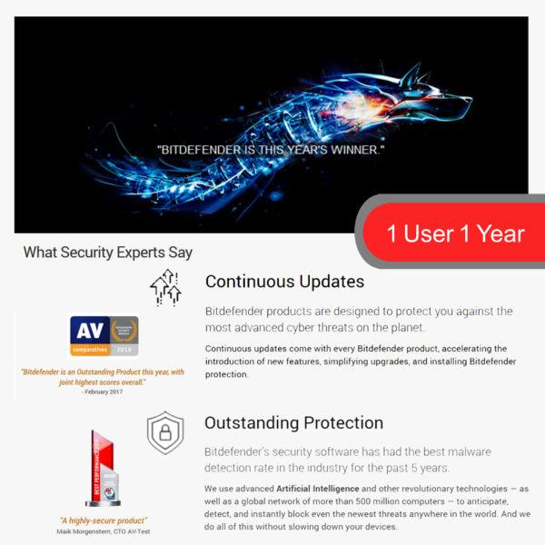 Bitdefender MOBILE SECURITY 2018 6
