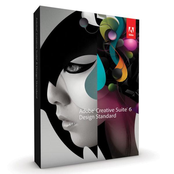Creative Suite CS6 Design Standard main