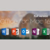 office home and business 2016 for mac 2
