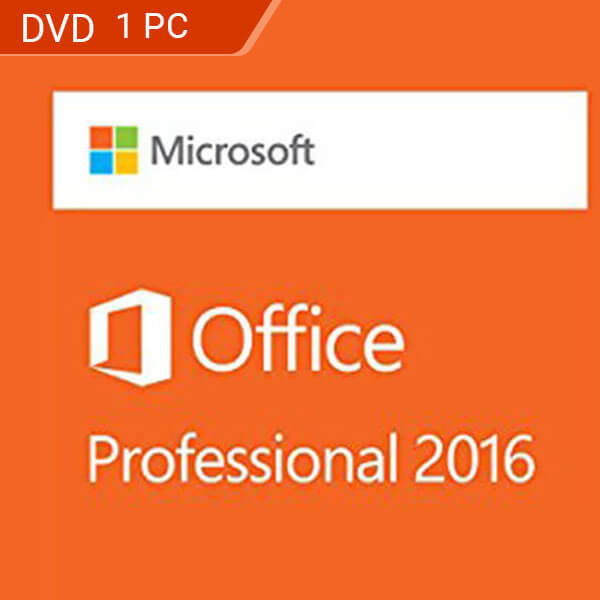 Office Professional 20162 Dvd Softvire
