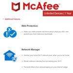 McAfee Antivirus Plus4