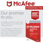 McAfee Antivirus Plus5