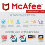 McAfee Antivirus Plus6