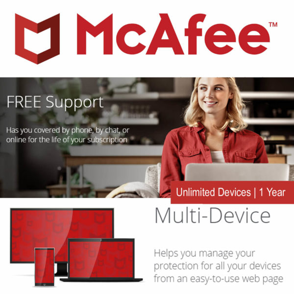 McAfee Antivirus Plus7