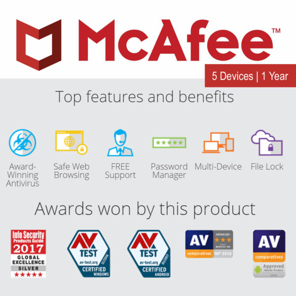 McAfee Internet Security 1