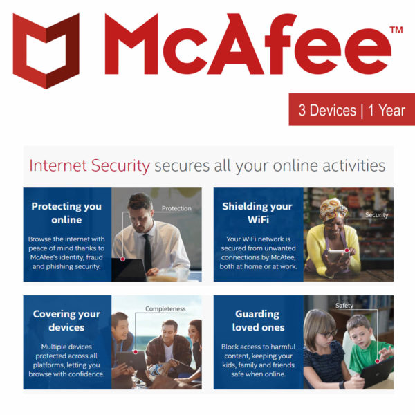 McAfee Internet Security 3