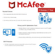 McAfee Internet Security 8