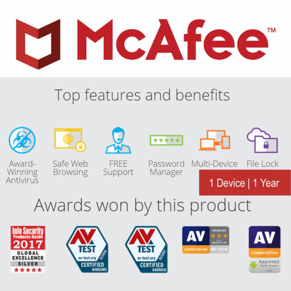 McAfee Total Protection 2