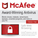 McAfee Total Protection 3