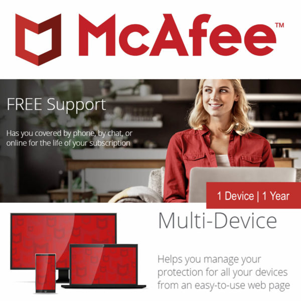 McAfee Total Protection 4