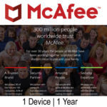 McAfee Total Protection 6