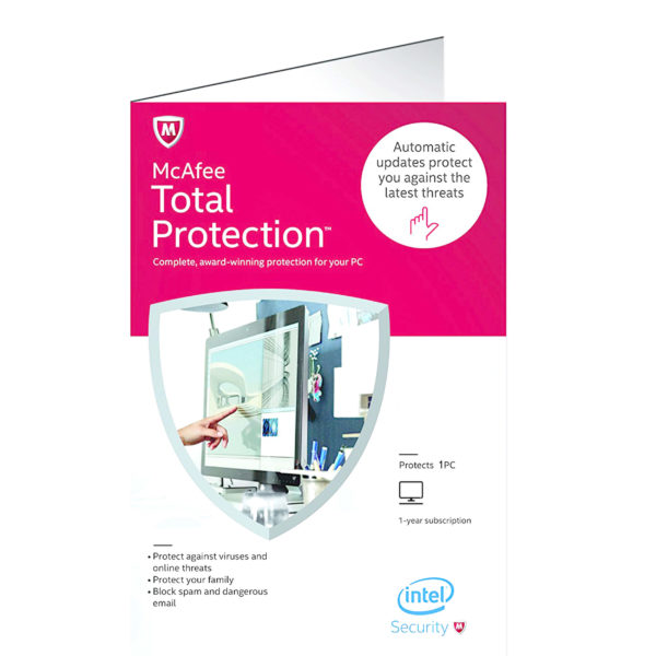 McAfee Total Protection 7