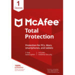 McAfee Total Protection main