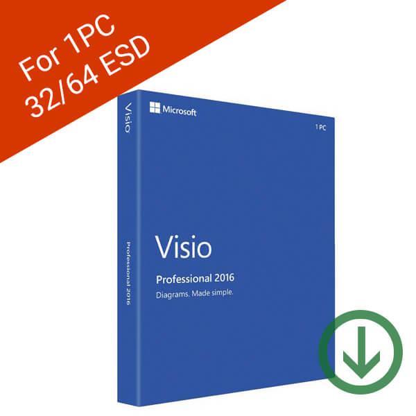 Microsoft Visio 2016 Professional-esd-2