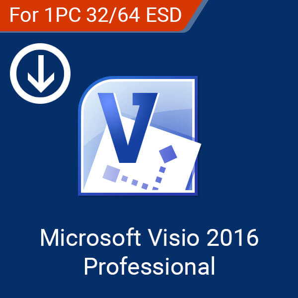 Microsoft Visio 2016 Professional-esd