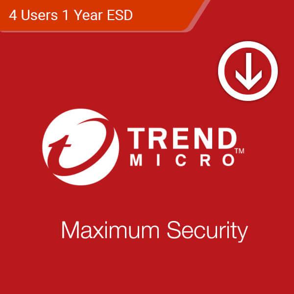 4 Users 1 Year Digital License