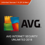 AVG INTERNET SECURITY UNLIMITED 2018