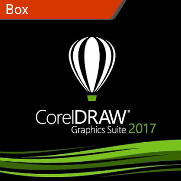 CorelDRAW Graphics Suite 2017-box