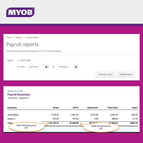 MYOB Essentials 5