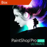 PaintShop Pro 2018 Ultimate-box